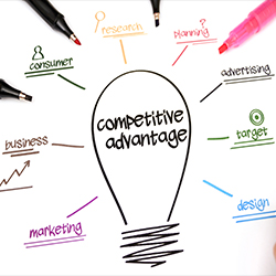 Crafting a Competitive Advantage